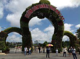 Thời gian bay từ Hà Nội vào Đà Lạt mất bao lâu?