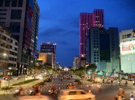 Những địa điểm đẹp ở Sài Gòn vào buổi tối