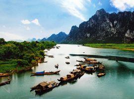 Vé máy bay giá rẻ đi Quảng Bình