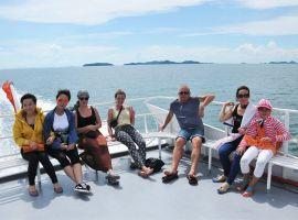 Những điều cần biết khi đi tàu từ Phú Quốc vềRạch Giá